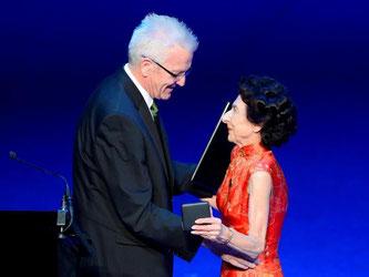 Tsinguirides arbeitet seit 70 Jahren beim Stuttgarter Ballett. Foto: Stuttgarter Ballett/Archiv