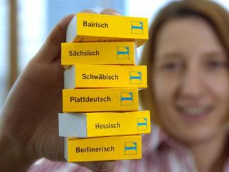 Ein Sprachatlas soll Überblick über die Dialekte in Baden-Württemberg geben. Foto: P. Kneffel/Archiv