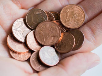 Baden-Württembergs Händler werden vermutlich nicht auf Kleingeld verzichten. Foto: Rolf Vennenbernd