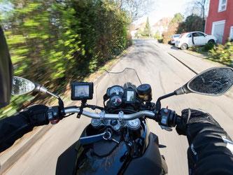 Motorradfahren wird bei Männern wieder beliebter. Foto: Bernd von Jutrczenka