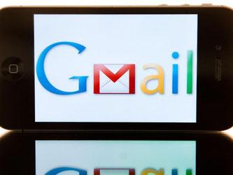 Google soll seinen E-Mail-Service GMail laut einem Gerichtsbeschluss in Deutschland als Telekommunikationsdienst anmelden. Foto: Sebastian Kahnert/Archiv