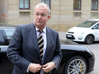 Der frühere Porschechef Wendelin Wiedeking. Foto: Bernd Weissbrod/Archiv