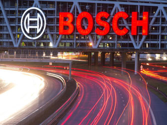Bosch will dpa-Informationen zufolge rund eine Milliarde Euro in die Chipfabrik in Dresden investieren. Etwa 700 Arbeitsplätze sollen entstehen. Foto: Sebastian Kahnert