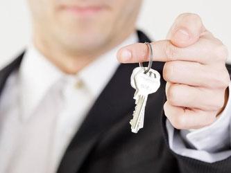 Wer einen Teil seiner Wohnung untervermieten will, sollte seinen Vermieter um Erlaubnis fragen. Sonst droht die Kündigung. Foto: Monique Wüstenhagen