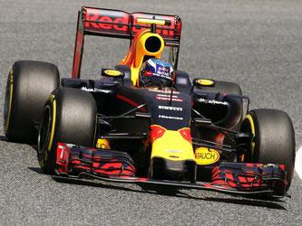 Max Verstappen gewinnt den Großen Preis von Spanien. Foto: Andreu Dalmau