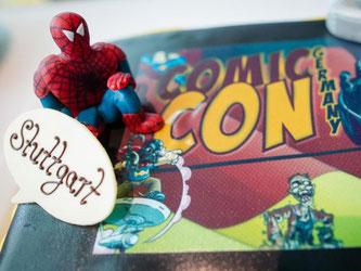 Comic-Messe «Comic con Germany». Foto: Christoph Schmidt/Archiv