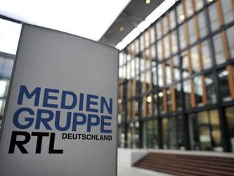 Steigende Umsätze im heimischen Werbemarkt gaben vor allem der deutschen RTL Mediengruppe weiter Schub Foto: Henning Kaiser