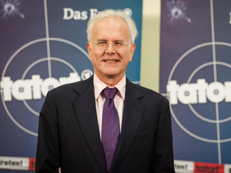 Harald Schmidt hat beim Schwarzwald-«Tatort» abgesagt. Foto: Christoph Schmidt