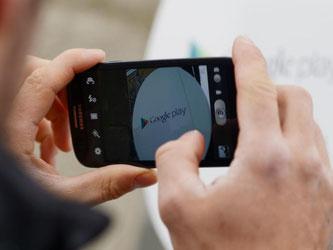 Googles neue Playlisten sind «gewissenhaft von Menschen statt Robotern» zusammengestellt, sagte das Unternehmen. Foto: Rainer Jensen