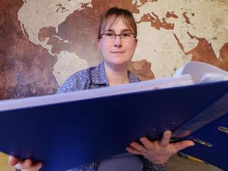 Claudia Menschel hat gemeinsam mit zwei Müttern aus Leipzig geklagt. Wegen der Verzögerungen konnten sie nicht wie geplant nach einem Jahr Elternzeit wieder voll arbeiten. Foto: Sebastian Willnow