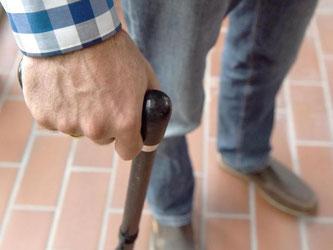 Das Multiple Sklerose automatisch in den Rollstuhl führt, ist ein verbeiteter Irrglaube. Foto: Caroline Seidel