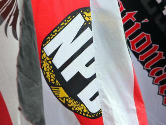 Am Dienstag wollen die Richter in Karlsruhe über das Verbot der NPD entscheiden. Foto: Fredrik von Erichsen