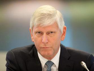 Vom Stellvertreter auf den Chefstessel: Rolf Martin Schmitz soll das Ruder bei RWE übernehmen. Foto: Bernd Thissen
