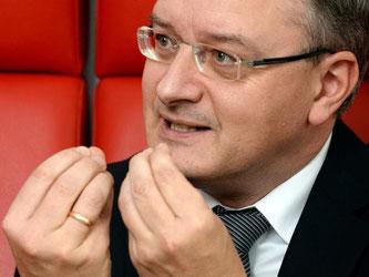 Kultusminister Andreas Stoch (SPD). Foto: Bernd Weißbrod/Archiv