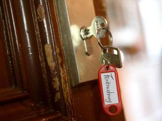 Mehr als 20.000 Ferienwohnungen sind in Berlin im Angebot. Foto: Britta Pedersen