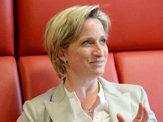 Wirtschaftsminiterin Nicole Hoffmeister-Kraut (CDU). Foto: Franziska Kraufmann/Archiv