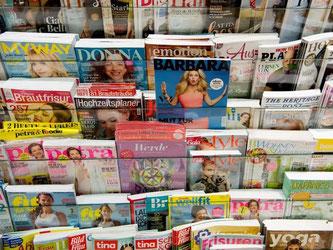 Deutschlands Zeitschriftenverleger wollen das Digitalgeschäft 2016/2017 weiter ausbauen. Foto: Sven Hoppe/Illustration