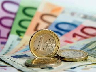 23,7 Milliarden Euro - der deutsche Staat hat 2016 den höchsten Überschuss seit der Wiedervereinigung erzielt. Foto: Daniel Reinhardt/Illustration
