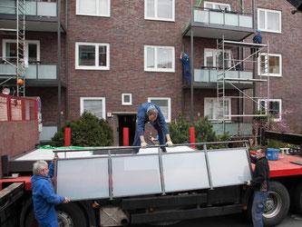Wird ein Balkon nachträglich installiert, können Vermieter die Kosten für eine solche Modernisierung in der Regel auf ihre Mieter umlegen. Foto: Kai Remmers/dpa-tmn