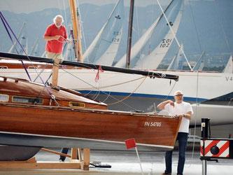 475 Aussteller zeigen Neuheiten und Klassiker auf dem Bodensee und dem Messegelände. Foto: F. Kästle