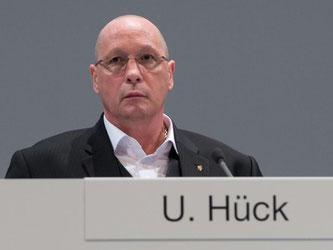 Der 53-jährige Hück folgt auf den bisherigen Betriebsratschef der Nutzfahrzeugtochter MAN, Jürgen Dorn. Foto: Sebastian Kahnert