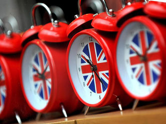 Die Briten stimmen nun darüber ab, ob sie in der EU bleiben wollen oder nicht. Jüngste Umfragen ergaben kein klares Bild, zumal viele Wähler bis zuletzt unentschlossen waren. Ein Ergebnis der Abstimmung wird am Freitag erwartet. Foto: Andy Rain