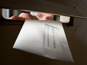 Schock im Briefkasten: Eine Kündigung wegen Eigenbedarfs trifft Mieter oft unvorbereitet. Foto: Franziska Gabbert