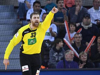 Andreas Wolff zeigte gegen Chile eine starke Leistung. Foto: Marijan Murat