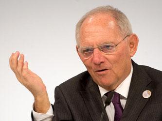 Wird die neuen Zahlen persönlich vorstellen: Wolfgang Schäuble. Foto: Franziska Kraufmann/Archiv