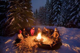 Bildrechte: Flickr mt_hood_snowshoe_021911_1079comp Mt. Hood Territory CC BY 2.0 Bestimmte Rechte vorbehalten