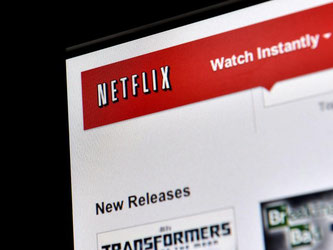 Netflix und andere Unternehmen stehen im Mittelpunkt einer Studie zu Erfahrungen mit Musik- und Video-Streaming. Foto: Justin Lane/Archiv