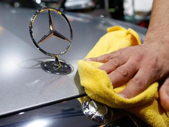 Die Kläger hatten der US-Tochter Mercedes-Benz manipulierte Werte des Schadstoffs Stickoxid und irreführende Werbung vorgeworfen. Foto: Laurent Dubrule