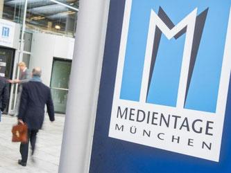 In München diskutiert die deutsche Medienbranche über die Lage und die Aussichten von Sendern, Online-Medien und Zeitungen. Foto: Marc Müller
