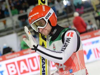 Markus Eisenbichler hofft auf einen guten Auftakt bei der Vierschanzentournee. Foto: Angelika Warmuth