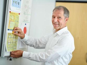 Der Virologe und Krebsforscher Ralf Bartenschlager erhält für seine Forschung zur Heilung chronischer Leberinfektionen den Lasker-Preis. Foto: Uwe Anspach