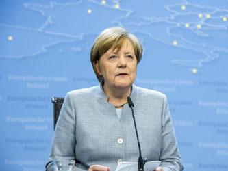 Bundeskanzlerin Angela Merkel war zuletzt 2015 in Moskau. Foto: Wiktor Dabkowski