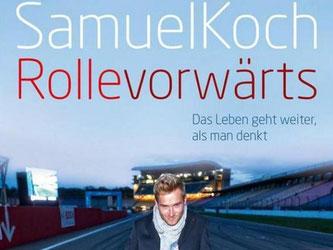 Das aktuelle Buch von Samuel Koch «Rolle vorwärts» steht in der Top-Ten-Liste der Ratgeber. Foto: Adeo