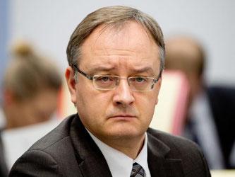 Kultusminister Andreas Stoch (SPD). Foto: Sebastian Kahnert/Archiv