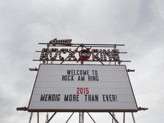 Bei einem Unwetter sind mehrere Besucher des Rockfestivals «Rock am Ring» verletzt worden. Foto: Thomas Frey