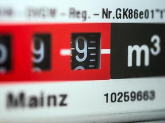Gute Nachrichten für Verbraucher: Die Gaspreise werden sinken. Foto: Patrick Pleul