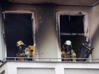 Nach einem Wohnungsbrand ist meist nicht nur der Schock, sondern oft auch der Schaden groß. Foto: Kay Nietfeld