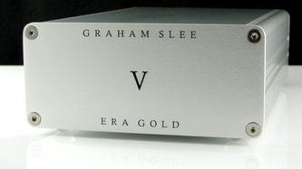 Graham Slee Era Gold / PSU1 MM Phonostufe und PSU1 Netzteil bei Jazz Dreams HiFi Berlin im Test