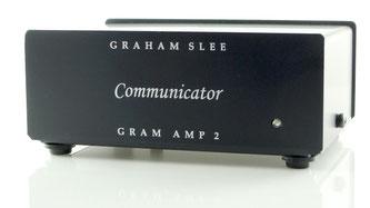 Graham Slee Gram Amp 2 Communicator Phono Vorverstärker bei Jazz Dreams HiFi Berlin kaufen und testen