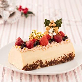マクロビクリスマスケーキ