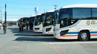 貸切バスの更新申請制度スタート
