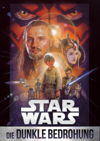 Star Wars - Digital HD - Die dunkle Bedrohung - kulturmaterial