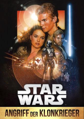 Star Wars - Digital HD - Angriff der Klonkrieger - kulturmaterial