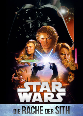 Star Wars - Digital HD - Die Rache der Sith - kulturmaterial