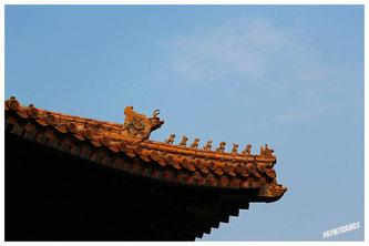 Sightseeing Peeking Highlights verbotene Stadt Sehenswürdigkeiten China