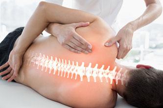 Hebelgesetz, Dorn-Methode, Breuss-Massage, Shiatsu, Fußreflexzonentherapie, FRZ, Pulsationstherapie, Osteopathie, Massage